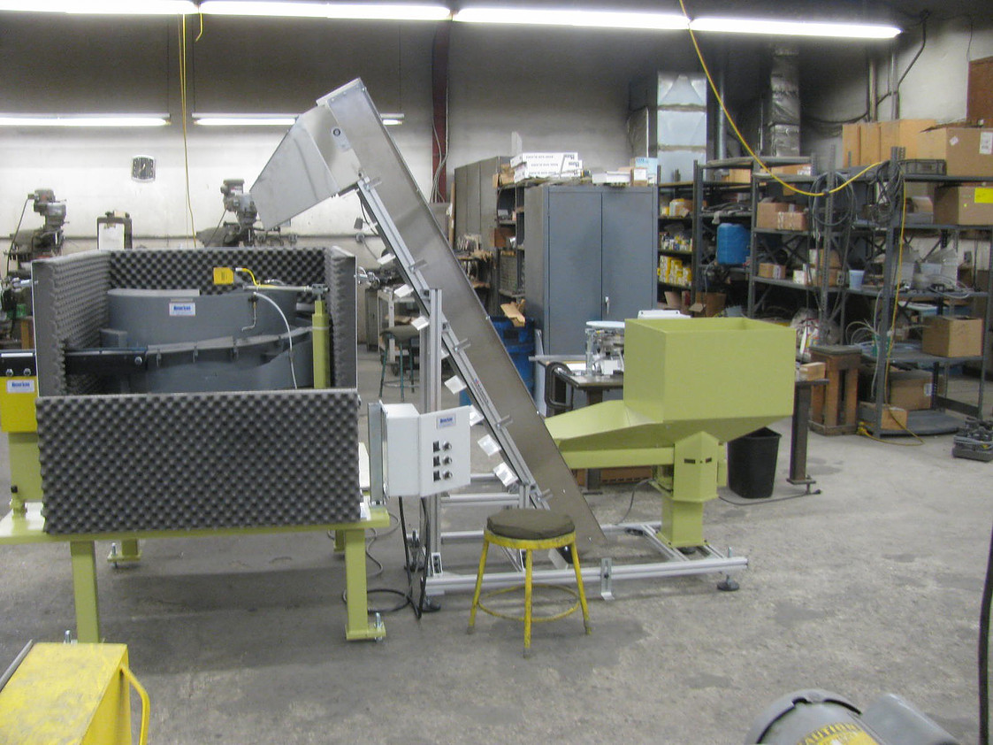 American Feeding Systems Blettner Engineering
